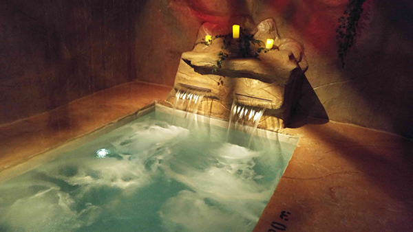 mineral-bath Living Water Resort & Spa