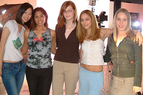 Faze Girls Models - Maya Chendke, Holly Dodson