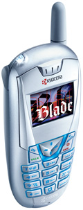 cell phones -kyocera-blade