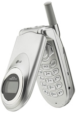 cell phones - lg-5550
