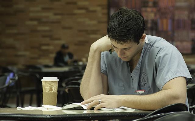studying medicine - medical school