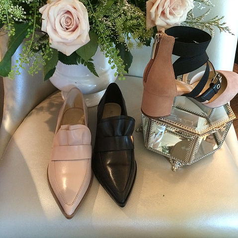 Ballet-style Loafers