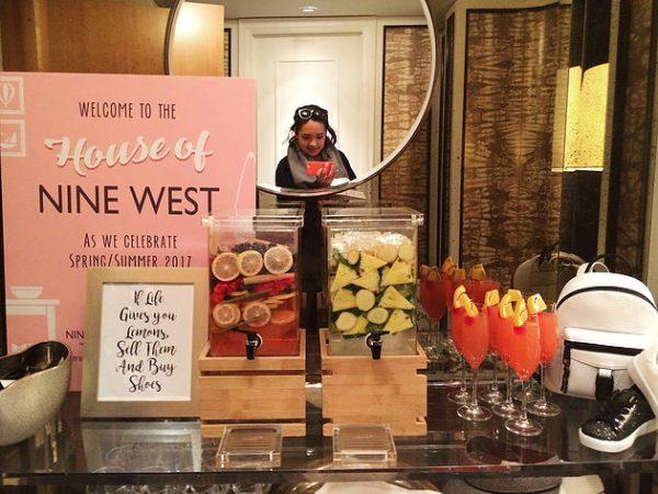 Nine West Spring/ Summer Preview