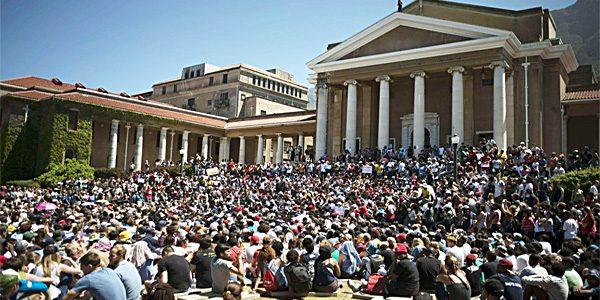 School Crowd Double Cohort