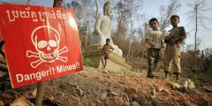 landmines