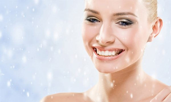 Radiant Winter Skin