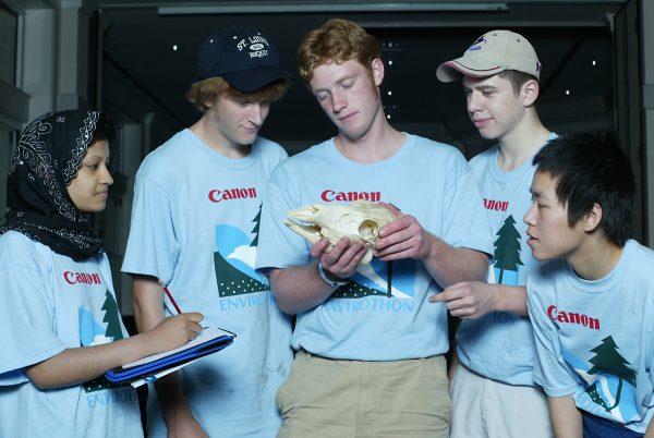 Envirothon Team British Columbia