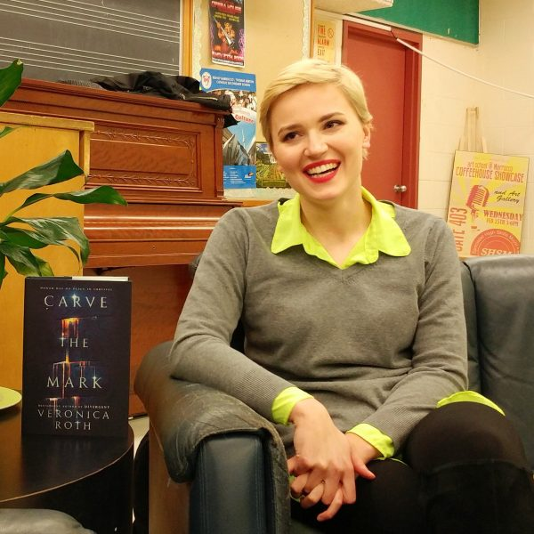 Veronica Roth Successful Author
