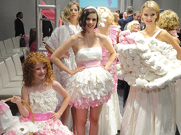 2012 White Cashmere Collection