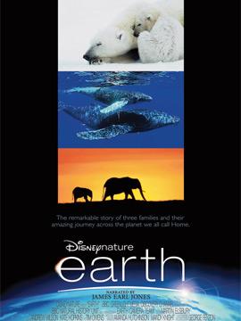 Disneynature Earth Poster