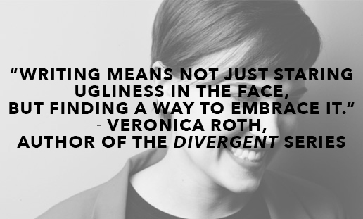 Veronica Roth Quote - A Successful Author