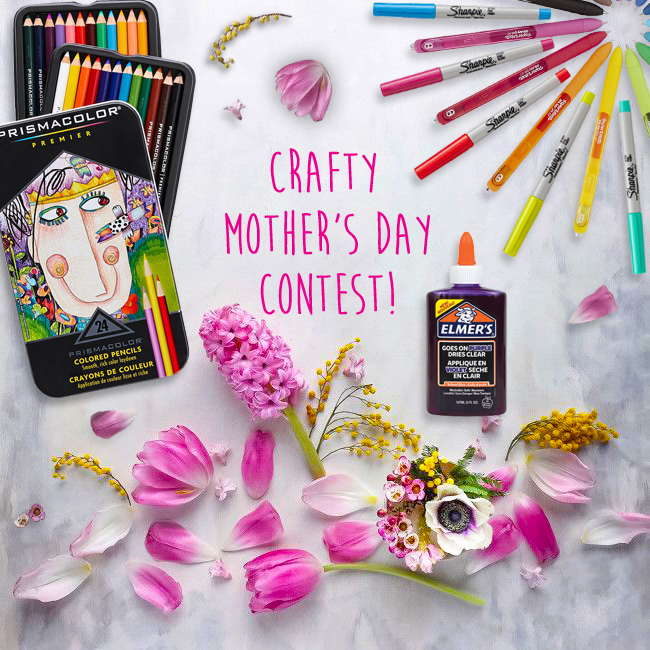 Newell Crafty Mother's Day Contest