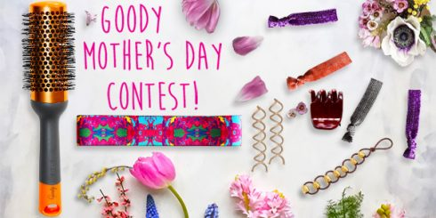 Goody Mother's Day Contest banner