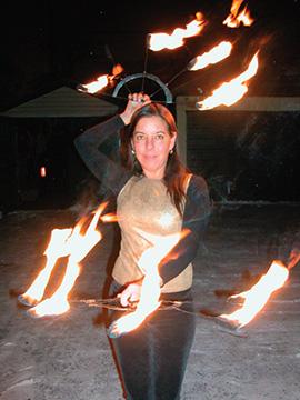Linda Malloy Fire