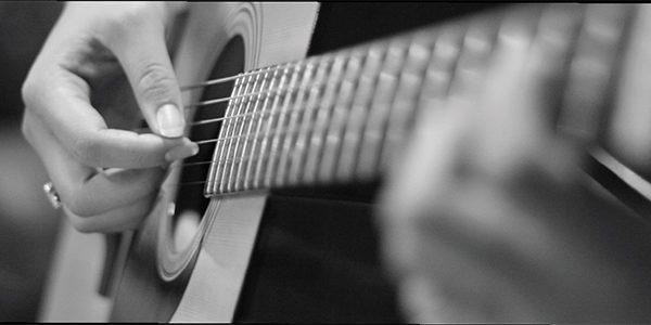 guitar music hobby