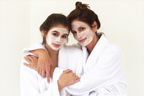 Mother Daughter Spa