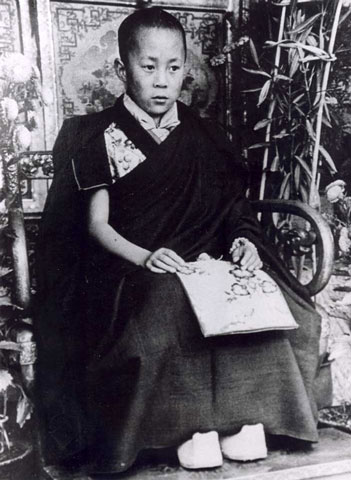The Dalai Lama, Tibetan Buddhist