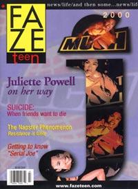 Cover of Faze Magazine