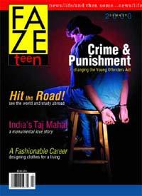 Cover of Faze Magazine Summer 2000