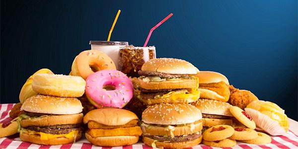 junk food - fast food