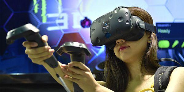VR Virtual Reality Gaming