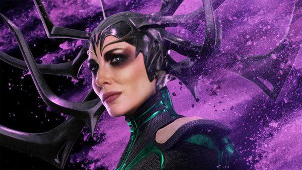 Hela (Cate Blanchett) in Thor: Ragnarok