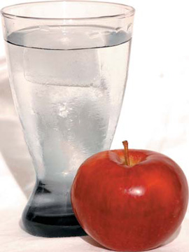 Chill Out Stress Relievers Relief Apple Cold Ice Water