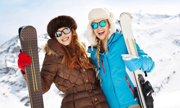 ski girlfriends