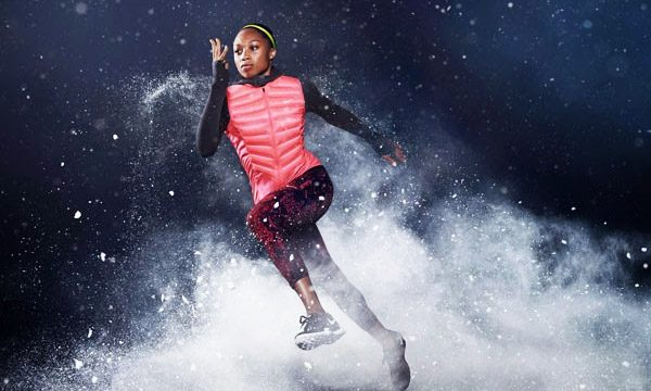 Nike winter running