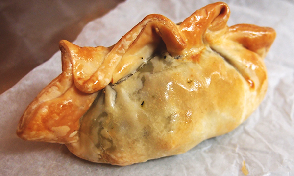 Empanadas from Charlotte Bakery in Miami
