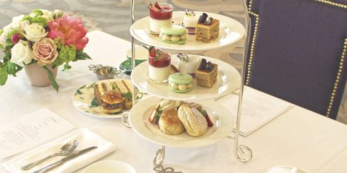 Omni King Edward Hotel Royal Wedding Tea Menu