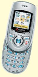 new cellphones - Kyocera