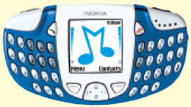 new cell phones - Nokia 3300