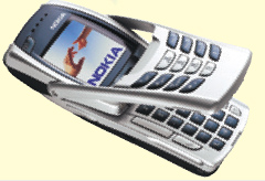 new cell phones - Nokia 6800