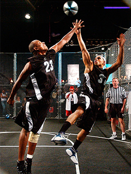 Nike streetball