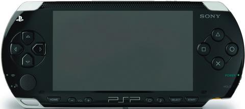 Sony PSP handheld