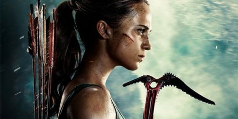 Tomb Raider - Lara Croft - Alicia Vikander