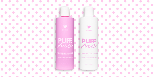 Design.ME Puff.Me Shampoo Conditioner