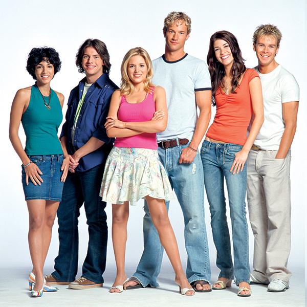 Falcon Beach cast
