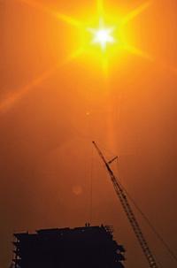 drought sun