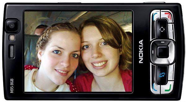Karina Ann Redick, Sabrina Redick Nokia N95