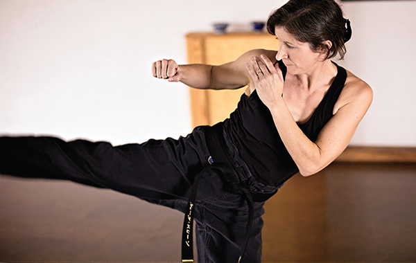 Susan Schorn Self Defence
