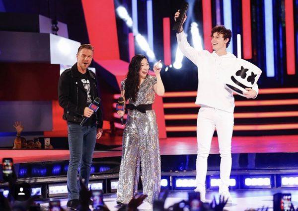 2018 iHeartRadio MMVas - Marshmello