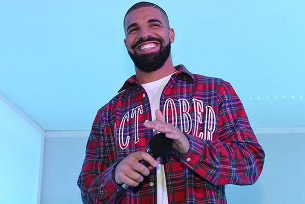 MMVA 2018 Winners - Drake