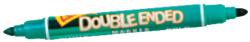 Laurentien Metallic-Bold Double Ended Markers