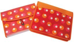 Back to School Supplies - Zip Binder and Folder