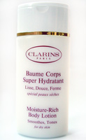 winter skin care - clarins