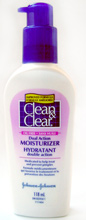 winter skin care - clean & clear