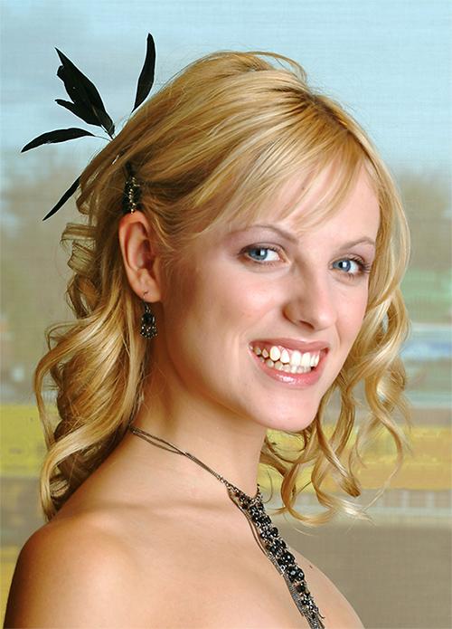 Glamourous Makeup - Ashley Ebner