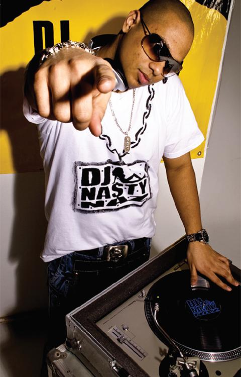 DJ Nasty Naz